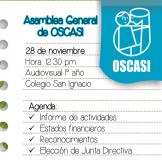Asamblea General de OSCASI 2014