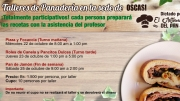 Talleres de Panadería en OSCASI