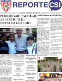 Periódico Escolar 4to Grado Julio 2016